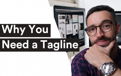 VIDEO| Why You Need a Tagline for Your Therapy Private Practice Website