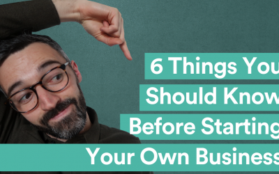 VIDEO| The 6 Most Important Things I've Learned About Business