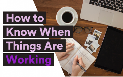 All Systems Go: How To Know When Things Are Working