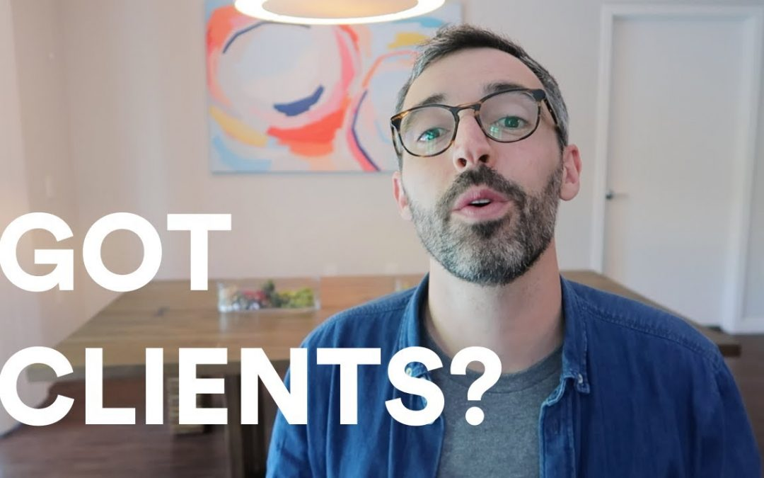VIDEO| Got Clients? Troubleshoot your private practice MARKETING