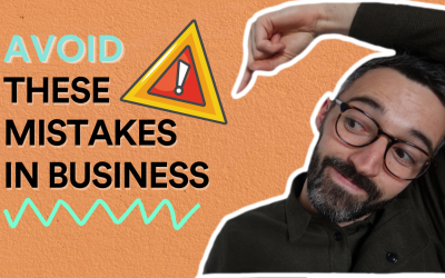 VIDEO|  5 Things I've Done Wrong and 5 Things I've Done Right in Business