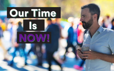 VIDEO| Therapists, Now is OUR Time!