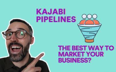 VIDEO| Kajabi Pipelines Walkthrough | Kajabi Tutorials