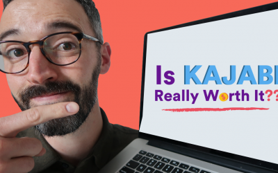 VIDEO| Is Kajabi The All in One Platform for You?