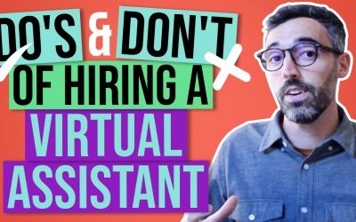 Hiring a Virtual Assistant – Tips and Pitfalls