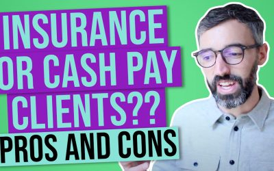 Insurance or Out Of Pocket? Pros and Cons
